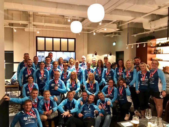Dublin City Marathon 2019