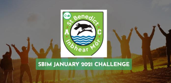 January 2021 Challenge